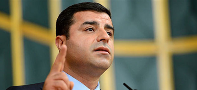 Selahattin Demirtaş: Öz yönetim kararı meşru