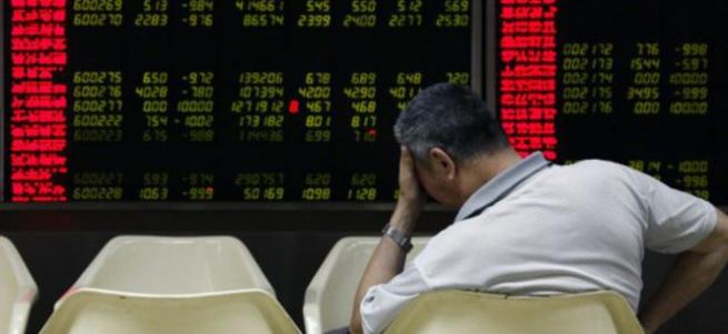 Asya borsası yine çakıldı