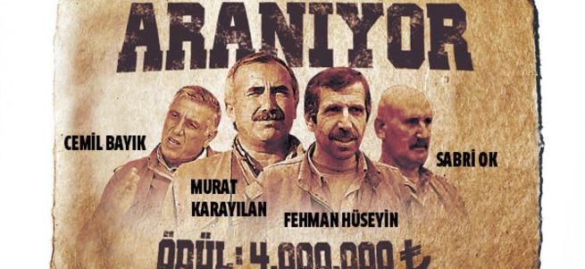 Teröristi ihbara ödül Demirtaş'ı korkuttu!