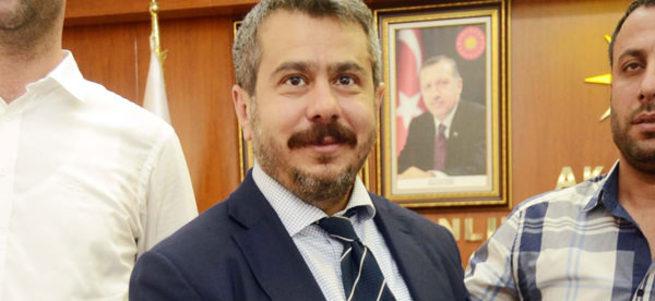 Fatih Mehmet Bucak AK Parti'den aday adayı