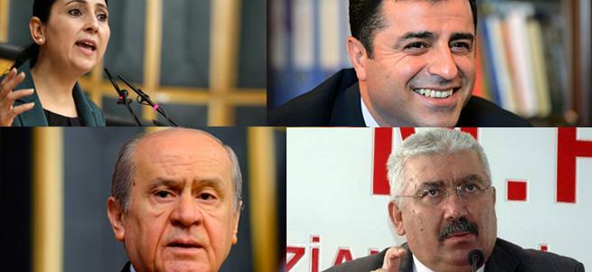 'MHP Meclis'te HDP ile aynı safta yer aldı'