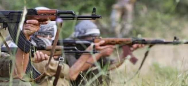 Şırnak'ta askeri üs bölgesine PKK saldırısı