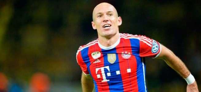 Robben ufukta göründü