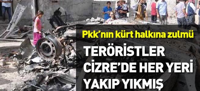 İşte PKK'nın Kürt halkına zulmü