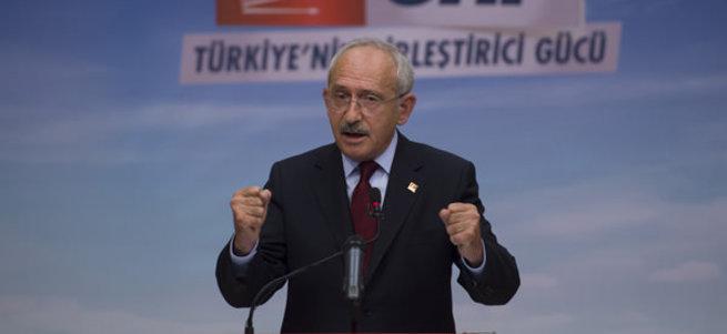 Kılıçdaroğlu'ndan skandal Cizre açıklaması