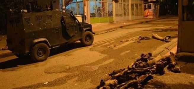 Nusaybin'de hain pusu: 3 polis şehit, 1 polis yaralı