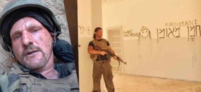 PKK'ya Siyonist destek