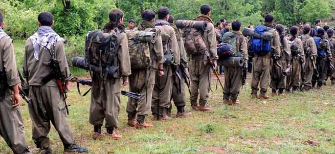 PKK seçmenleri böyle tehdit etti