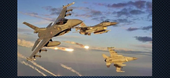 Kuzey Irak'a hava operasyonu