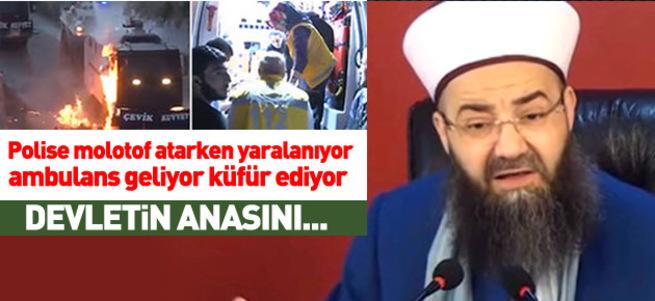 Cübbeli Ahmet Hoca'dan PKK'lılara beddua
