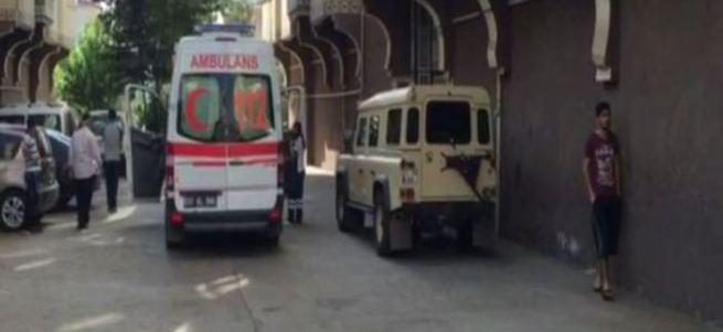 Diyarbakır'da cinnet: 3 ölü