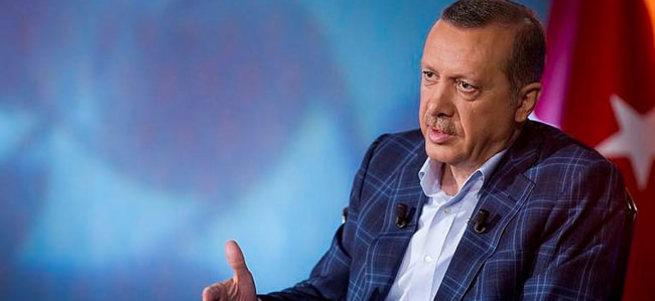 Erdoğan: Bana 'hükümet yıkar, hükümet kurarız' dedi