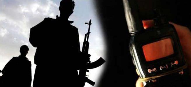 İşte PKK'lı teröristlerin telsiz konuşmaları