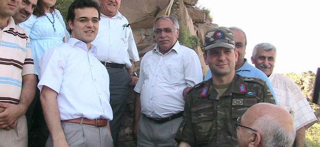 Şehit Binbaşı 70 yıllık kan davasını bitirmişti