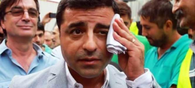 Karahan: HDP'nin barıştan söz etmesi abesle iştigal