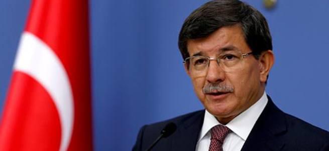 Başbakan Davutoğlu'ndan o görüntülere sert tepki