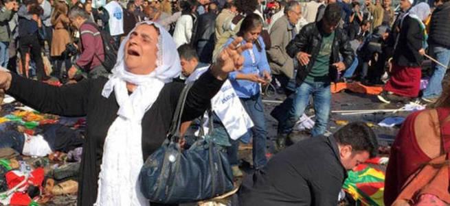 Ankara'da patlama: 30 ölü, 126 yaralı