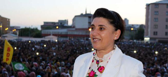 Leyla Zana: Siyaseti bırakmayız