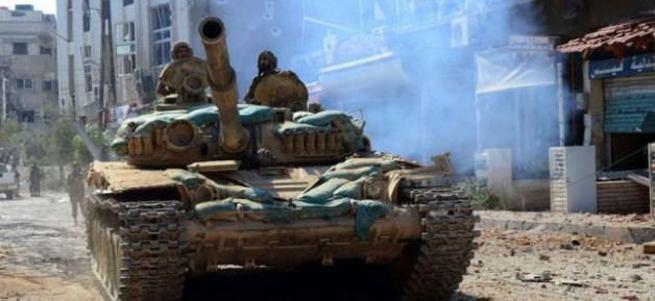Suriye ordusu kara operasyonu başlatacak
