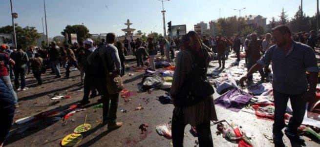 Ankara'daki saldırı sonrası sürpriz tanık!