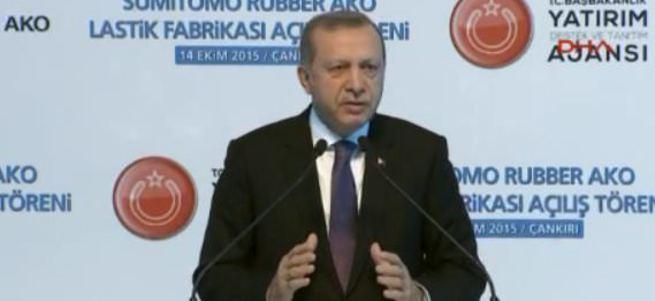 Erdoğan: Bizi 2023 hedefimizden alıkoyamayacaklar