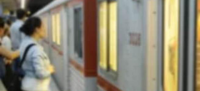 Ankara'da Sıhhiye metrosunda intiha