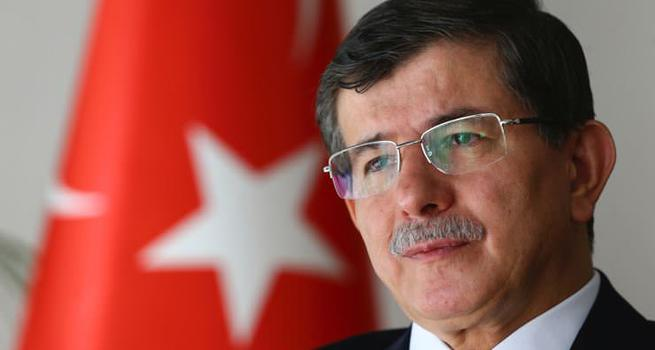 Başbakan Ahmet Davutoğlu A Haber'de