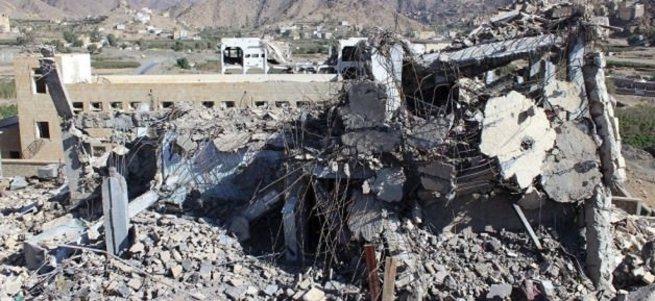 Suudi Arabistan kendi müttefiğini vurdu: 30 ölü