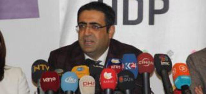 HDP'li vekil PKK'ya karşı operasyonların durmasını istedi