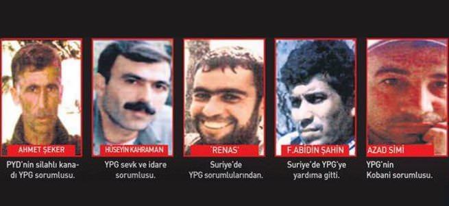 İşte istihbarat raporuyla PYD-PKK bağı