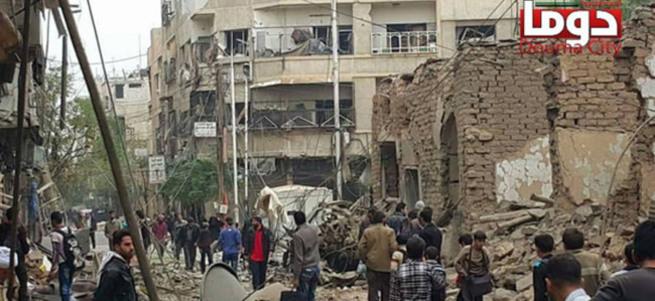 Pazar yeri katliamı: 45 ölü