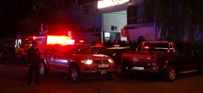 Romanya'da gece kulübünde patlama: 26 ölü