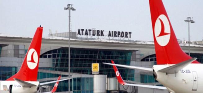 Atatürk Havalimanı'nda IŞİD alarmı