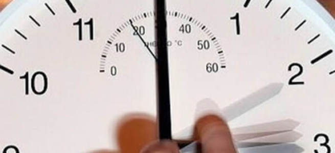 Yaz saati uygulaması 8 Kasım'da sona erecek