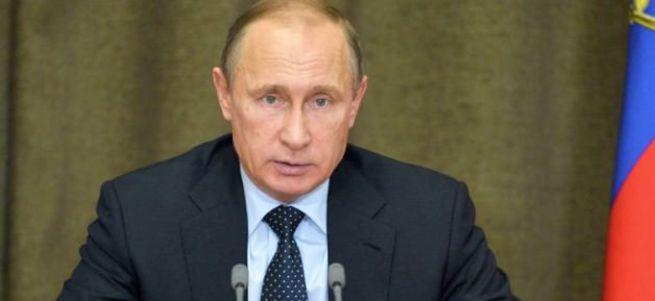 Vladimir Putin: Rusya savaşa hazır