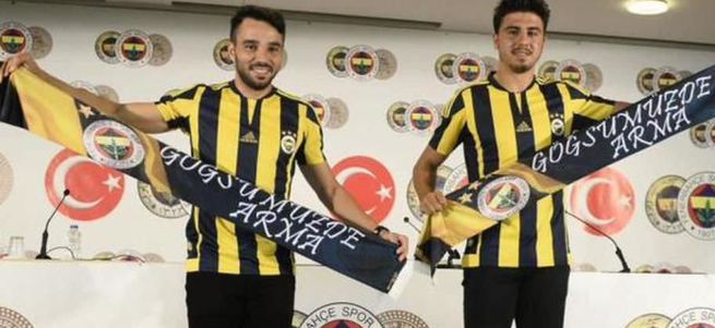 Gol için çare Volkan&Ozan