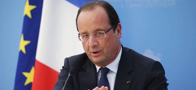 Hollande: Eşsiz bir saldırı