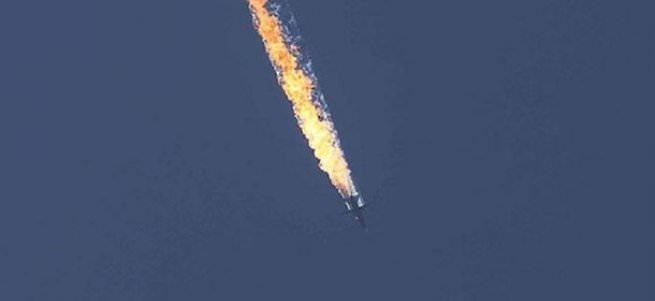 ABD'den düşürülen Rus uçağıyla ilgili yeni açıklama