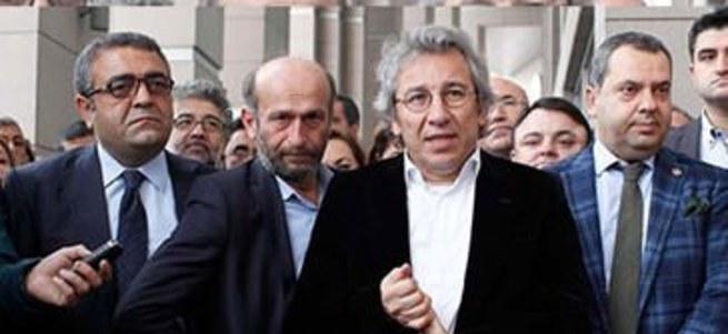 Can Dündar'a üst mahkemeden cevap