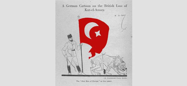 İngiliz yazar Türklerin Kut-ül Amare zaferini yazdı