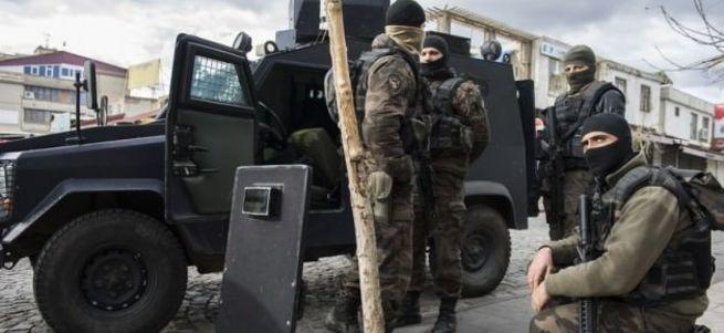 Diyarbakır Sur'da 18 terörist öldürüldü