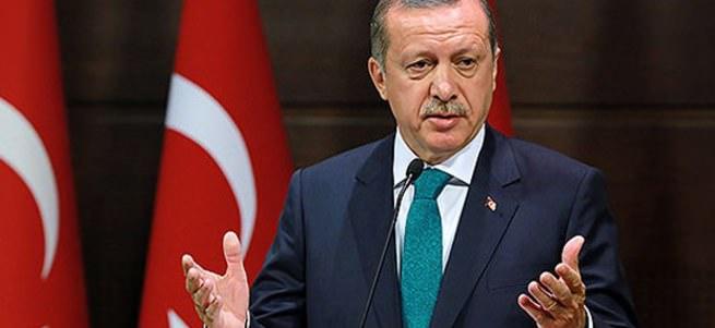 Erdoğan'a üç ana başlıkta tam destek