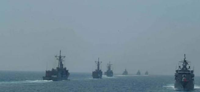 Akdeniz savaş gemisiyle doldu!