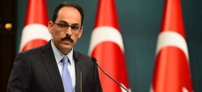 Türkiye İsrail'den gaz alacak mı? İbrahim Kalın açıkladı...