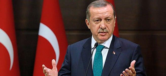 Erdoğan: Irak'ın BM'ye başvurusu dürüstçe değil