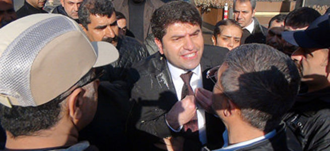 HDP'li vekilden polise hakaret