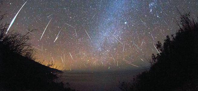 Yarın gökyüzünde meteor yağmuru var