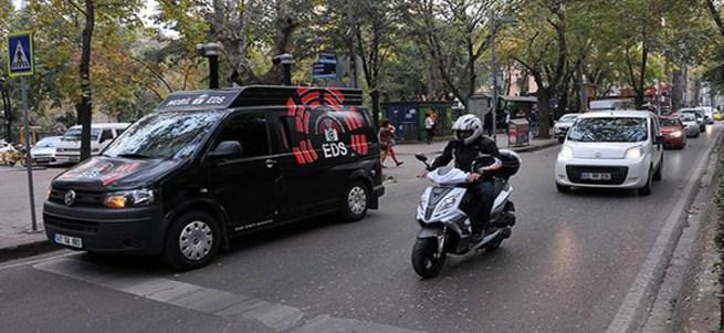 Mobil EDS, kuralları ihlal eden sürücülere göz açtırmadı