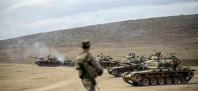 Türk askerlerinin bir bölümü Başika'dan ayrıldı