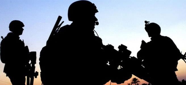 Musul'daki Türk askerine ilk talimat